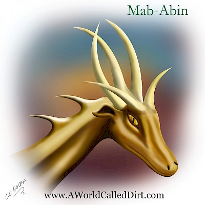Mab-Abin the Dragon