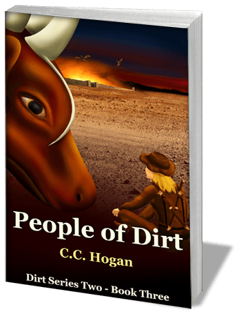 People of Dirt - series two, book three